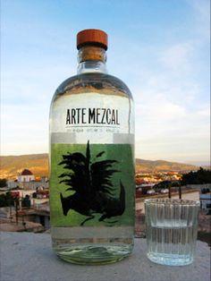 Arte Mezcal, Botella para los Danzantes