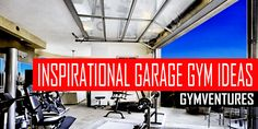 Build an awesome home gym with these inspirational garage gym ideas gallery we have put together. Find the perfect gym equipment for your garage.