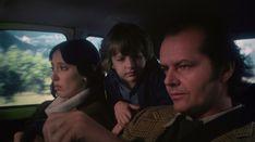 The Shining (1980, Stanley Kubrick) / Cinematography by John Alcott