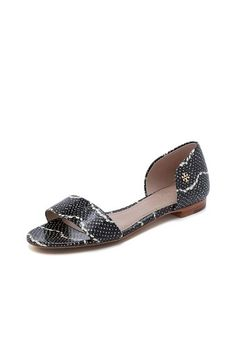 Viv Flat Sandal
