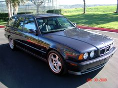 1994 BMW M5 Touring Euro 3.8 Not a clone 851 built 1992-1995