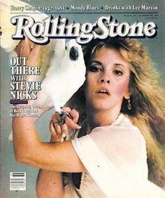 #Annie Leibovitz Photography for Rolling Stone Magazine Stevie Nicks