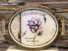 Decorative Plates, Frame, Crafts, Vintage, Craft Ideas, Home Decor, Craft, Woodwind Instrument, Licence Plates