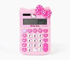 Hellokitty calculator