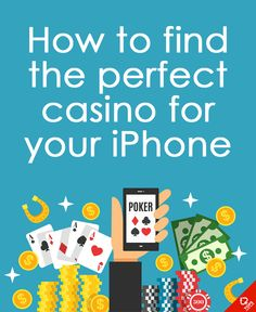 Real money casino games are now 100% accessible while on the go and we'll be taking a closer look at what that means for iPhone users. -- #iPhone #MobileCasino