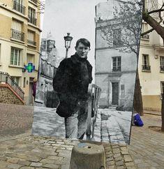 Passado e presente se unem nas fotografias de Nick Sullivan - Talvez você já se pegou admirando uma fotografia antiga e seteletransportando mentalmente para o passado. Afinal, como dizem, recordar é viver. ...