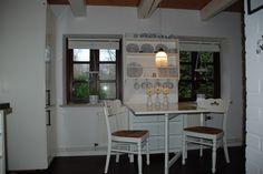 Küche-Ferienhaus Autal an der Schlei-Ostsee