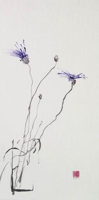 Лилит Оган суми-е, карандашные рисунки Блог: Модерация