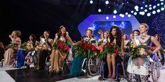 Alexandra Chichikova ganó el título como 'Miss Mundo' en silla de ruedas