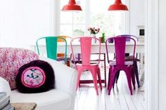 Colors! #chair
