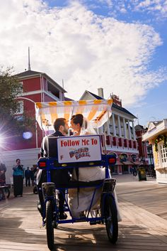Follow me to Disney's BoardWalk and to a happily ever after