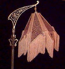 Floor Lamp Victorian Lamps Shades