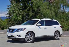 2016 #Nissan #Pathfinder Platinum Road Test | Car Reviews | Auto123
