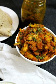 Punjabi Arbi Ki sabji is a traditional colocasia root vegetable. Its my moms recipe. Hope you try it once. Lunch Box Recipes, Veg Recipes, Delicious Vegan Recipes, Indian Food Recipes, Yummy Food, Ethnic Recipes, Vegan Vegetarian, Vegetarian Recipes, Raw Banana