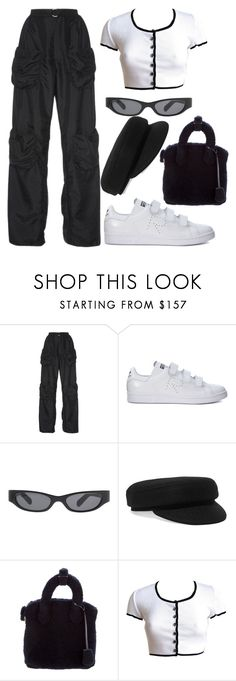 """""""Sem título #487"""" by gothic-girly ❤ liked on Polyvore featuring J.W. Anderson, Raf Simons, Acne Studios, Isabel Marant and Louis Vuitton"""