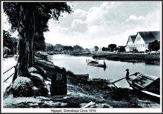 Kalimas tahun 1910 (Ngagel)