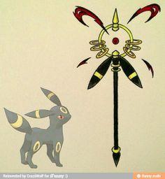 Umbreon weapon