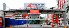 MBA in Malaysia- INFRASTRUCTURE UNIVERSITY - MBA in India and Abroad #MakeInIndia