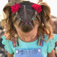 20 Stunning Kids Hairstyles Ideas You Have To Try Right Now Toddler Hairstyles Girl Hairstyles Ideas Kids Stunning Girls Hairdos, Kids Curly Hairstyles, Cute Little Girl Hairstyles, Baby Girl Hairstyles, Back To School Hairstyles, Hairdos For Little Girls, Princess Hairstyles, Makeup For Little Girls, Braids For Girls Hair
