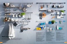 ikea, image, kitchen organizers   Still not convinced on variety? The 2012 IKEA Kitchen Catalogue ...