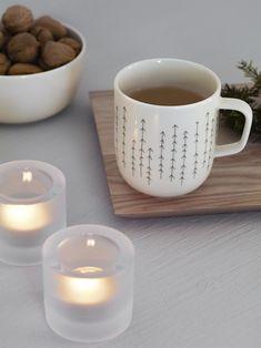Iittala Sarjaton Mok 360 ml - Metsä Wit Ceramic Tableware, Luxury Candles, Scandinavian Home, Hygge, Happy Sunday, Interiores Design, Matcha, Tea Time, Christmas Decorations