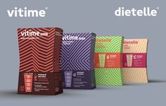 Dietelle & Vitime on Packaging of the World - Creative Package Design Gallery