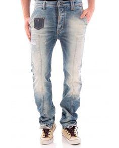 #jeans #uomo #absolut #joy