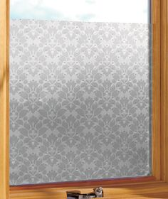 Peel-and-Stick Privacy Film $6.95