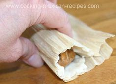 Try our homemade tamales recipe. Become a tamale expert with our step by step instructions with pictures to make masa from scratch and a tender pork filling. These are some of the best tamales around. Masa For Tamales, Pork Tamales, Masa Recipes, Cooking Recipes, Freezer Cooking, Yummy Recipes, Easy Pork Tamale Recipe, Hot Tamales Recipe, Mexican Dishes