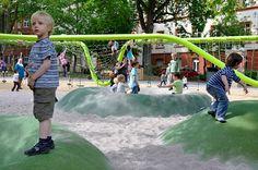 Playground | Arq. Delícia