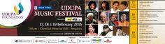 Udupa Music Festival @ Chowdiah Memorial Hall - http://explo.in/1SJTXgB #Bangalore #Music