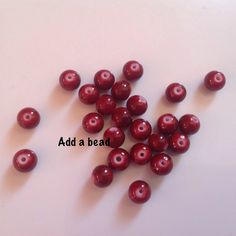 ADD A  BEAD:  GB6-10 size 6mm price : 35 inr for 50 beads