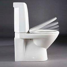 Ido-WC-istuinkansi IDO Seven D 91533 valkoinen kova Slow Close