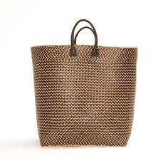 Madwa- Basket Chevron Big Basket, Love Art, Straw Bag, Chevron, Reusable Tote Bags, Wallet, Nice Things, Africa, Accessories