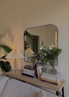 Dream Home Design, Home Interior Design, Apartamento New York, Aesthetic Room Decor, Dream Rooms, My New Room, House Rooms, Home Decor Inspiration, Bedroom Decor