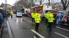 Empörung über Polizei-Schreiben: Flüchtlinge sollen Karneval meiden - SPIEGEL ONLINE - Politik