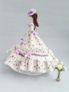 OOAK. Muñeca de arte hecho a mano. Muñeca interior. por OrliDolls