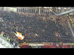 Dynamo Fans in Düsseldorf 04.11.16 (Fortuna Düsseldorf - Dynamo Dresden ...