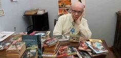 Devo Tudo ao Cinema: Entrevista com Rubens F. Lucchetti, mestre da lite...