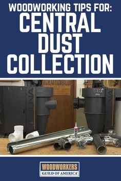 Once you've invested in a dust collector for your shop and are considering setting it up as a central system, be sure you educate yourself about the best practices for piping the system in. This video will go a long way toward helping you keep your system efficient.