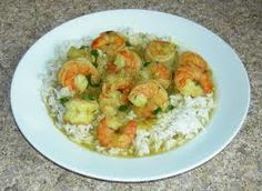 Curried Shrimp and Rice - News - Bubblews