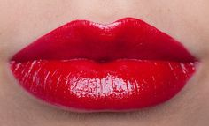 The Red Lipstick Review. Some day I will work up the courage to wear red lipstick. I love it on everyone else.
