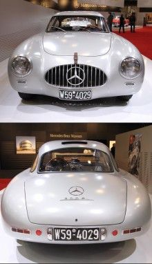 1952 Mercedes W194 ... For all your Mercedes Benz 190SL restoration needs please visit us http://www.bruceadams190sl.com/