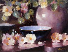 Lorraine Christie by hauk sven, via Flickr...Irish artist living and working in the U.S.