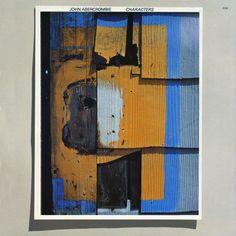 CHARACTERS -  JOHN ABERCROMBIE Release date: 01.05.1978 ECM 1117