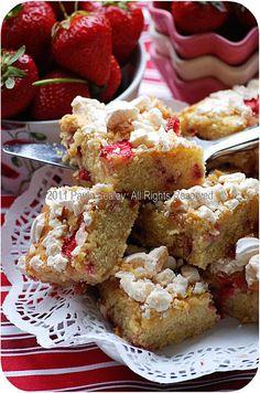 Eton Mess Cake ~ Spoons 'n' Spades