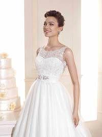 Brautkleid ebro von Novia D'Art auf Ja.de