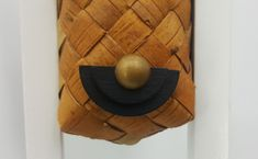 Vintage Aarikka Wooden Brooch Made in the Vintage Brooches, Scandinavian, Branding Design, Metal, Wood, How To Make, Woodwind Instrument, Timber Wood, Metals