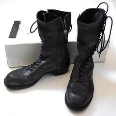 Julius 7 Spiral boots