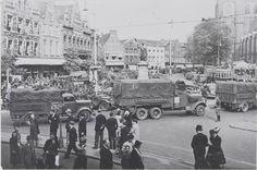 Grote Markt Haarlem (jaartal: 1940 tot 1945) - Foto's SERC